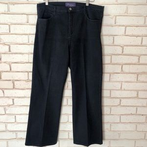 Not Your Daughters Jeans Black Sz 18W